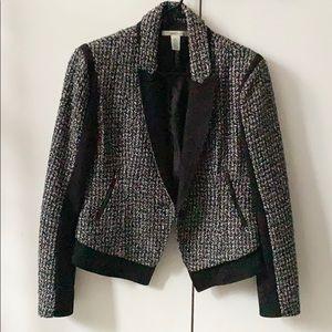 Kenneth Cole tweed blazer/coat.